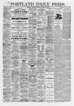 Portland Daily Press: October 26,1868