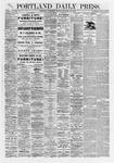 Portland Daily Press: October 28,1868