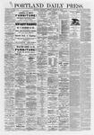 Portland Daily Press: October 29,1868