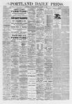 Portland Daily Press: October 31,1868
