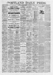 Portland Daily Press: November 02,1868