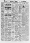 Portland Daily Press: November 03,1868