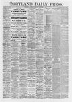 Portland Daily Press: November 05,1868