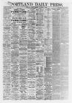 Portland Daily Press: November 06,1868
