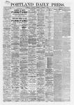 Portland Daily Press: November 07,1868