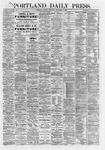 Portland Daily Press: November 09,1868