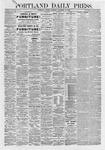 Portland Daily Press: November 10,1868