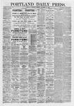 Portland Daily Press: November 12,1868