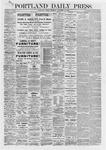 Portland Daily Press: November 13,1868