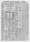 Portland Daily Press: November 16,1868