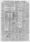 Portland Daily Press: November 17,1868