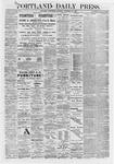 Portland Daily Press: November 18,1868