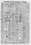 Portland Daily Press: November 19,1868