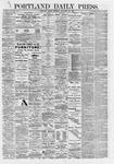 Portland Daily Press: November 20,1868