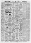 Portland Daily Press: November 21,1868