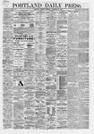 Portland Daily Press: November 23,1868
