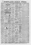 Portland Daily Press: November 25,1868