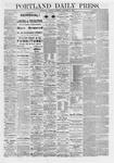 Portland Daily Press: December 08,1868