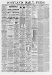 Portland Daily Press: December 09,1868