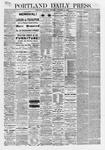 Portland Daily Press: December 10,1868