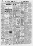 Portland Daily Press: December 11,1868