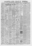 Portland Daily Press: December 12,1868