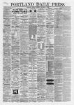 Portland Daily Press: December 14,1868