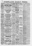 Portland Daily Press: December 23,1868