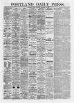 Portland Daily Press: December 25,1868