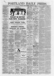 Portland Daily Press: December 28,1868