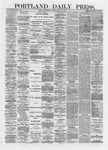 Portland Daily Press: April 17,1872