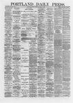 Portland Daily Press: April 18,1872