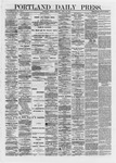 Portland Daily Press: April 26,1872