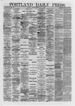 Portland Daily Press: May 02,1872