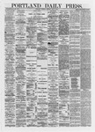 Portland Daily Press: May 04,1872