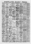 Portland Daily Press: May 06,1872