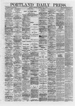 Portland Daily Press: May 08,1872