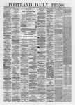 Portland Daily Press: May 14,1872