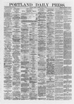 Portland Daily Press: May 17,1872