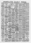Portland Daily Press: May 18,1872