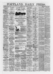 Portland Daily Press: May 21,1872
