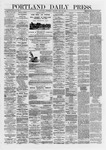 Portland Daily Press: May 22,1872