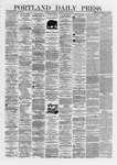 Portland Daily Press: May 27,1872