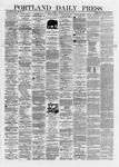 Portland Daily Press: May 28,1872