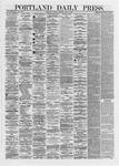 Portland Daily Press: June 04,1872