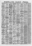 Portland Daily Press: June 05,1872