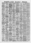 Portland Daily Press: June 06,1872