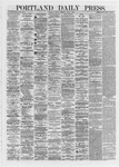 Portland Daily Press: June 07,1872