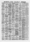 Portland Daily Press: June 10,1872