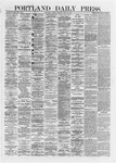 Portland Daily Press: June 11,1872